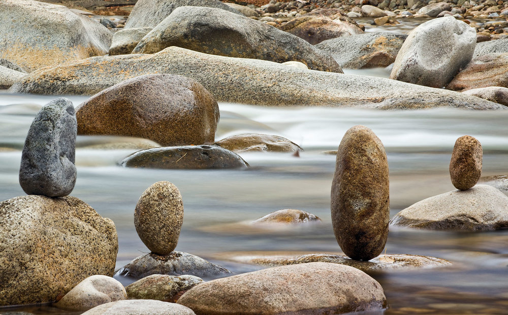 Balance #1. Pemigewasset River, NH