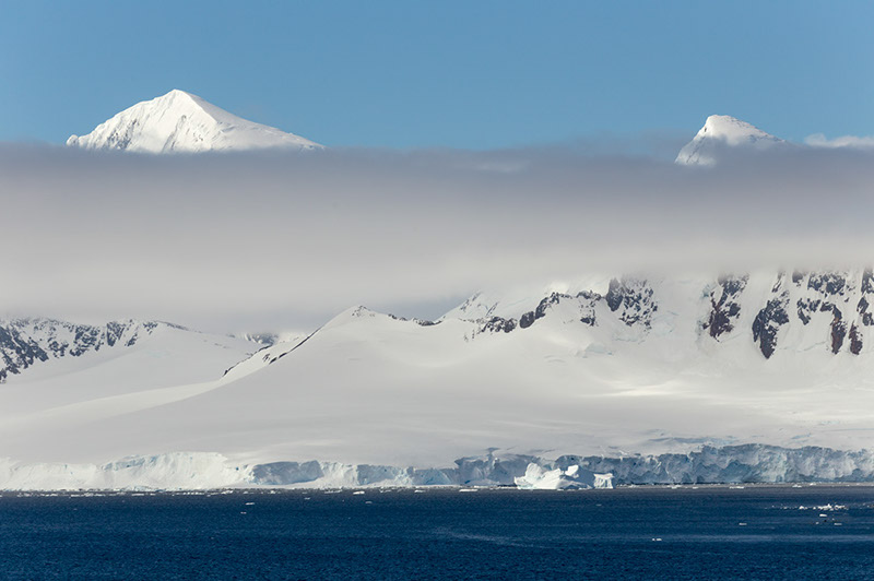 Dallman Fjords. Antarctica
