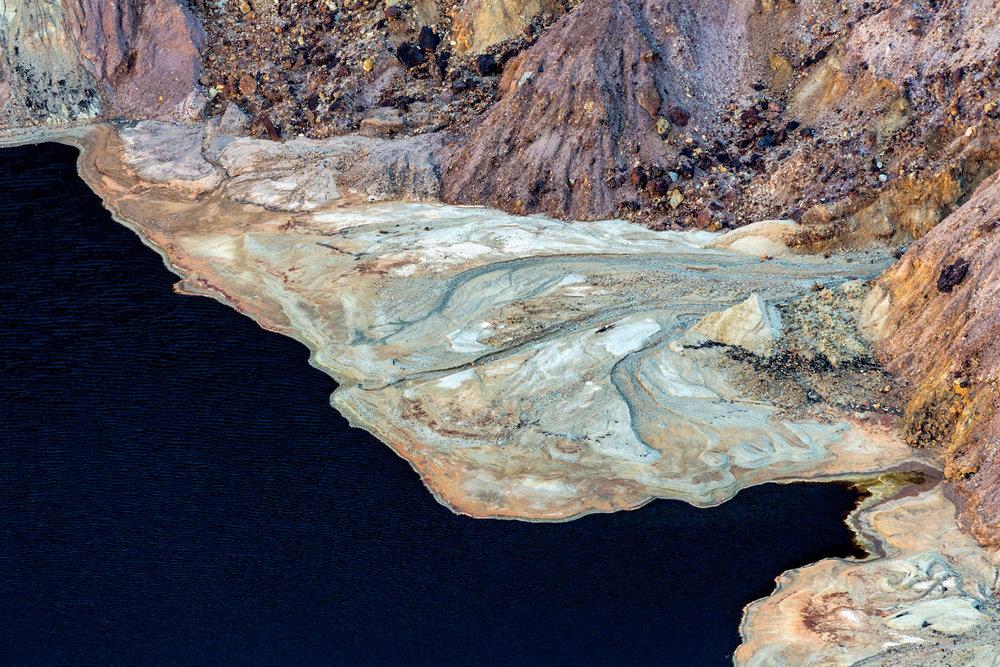 Lavender Pit Mine, Bisbee AZ. Study #11 (31,26.1499N 109,54.0141W)