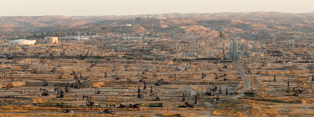 Oilton Oilfield. Bakersfield, CA. Study #6 (35,24.6231N 118,58.8778W)