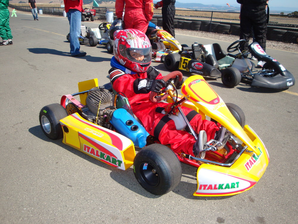 At Sonoma Raceway