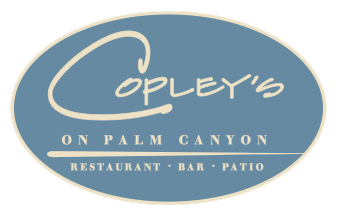 Copley S Palm Springs Restaurant Week Menu