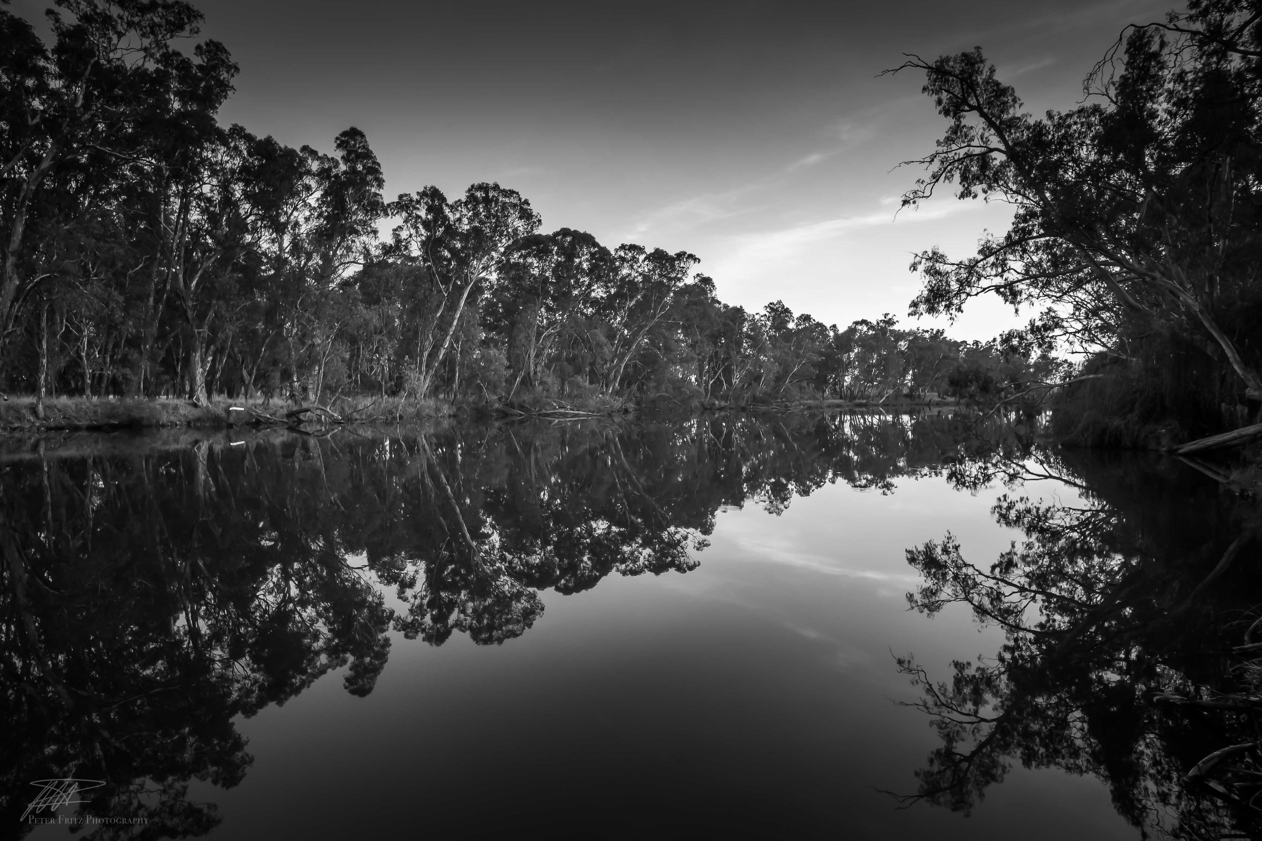 Goulburn reflections