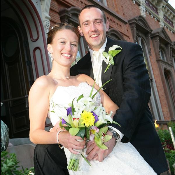 Rachel & Steve -