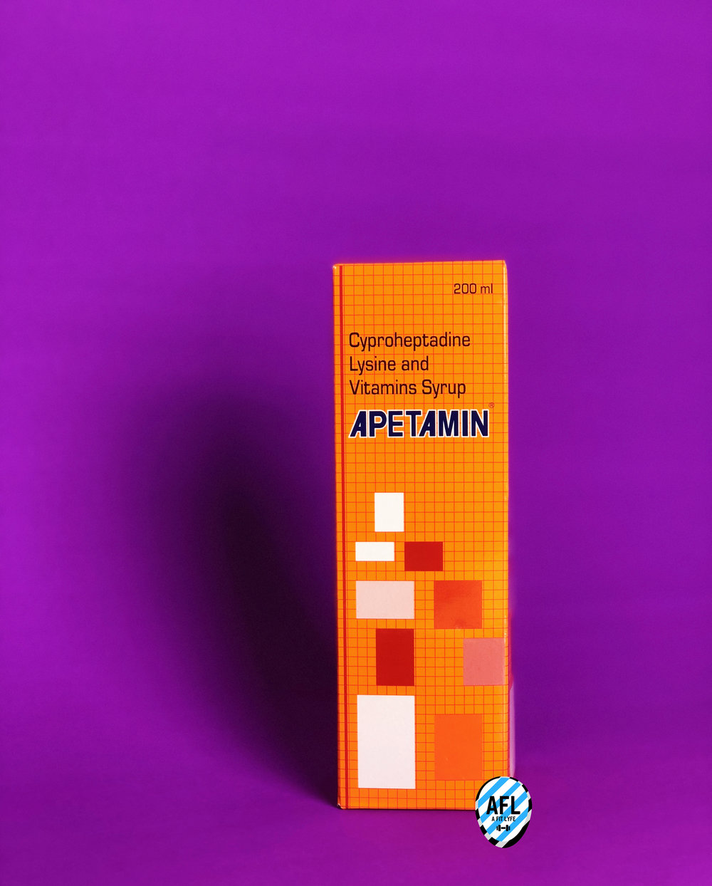 What is Apetamin? - Do you usually struggle with gaining weight? Booty & Curves? Or some muscle? Your solution is Apetamin. This multivitamin weight gain supplement helps to stimulate your appetite which allows you to eat more. Apetamin also helps to slow down metabolism & allows your body to intake more calories & carbs. When taken as instructed Apetamin will help you eat a whole lot more resulting in weight gain. When paired with a good workout regimen you will get positive weight gain results in no time. Learn more ➝