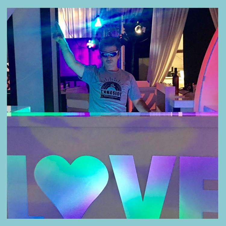 Lakeside DJ Efi