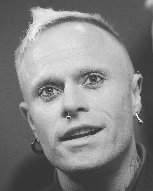 The word icon gets thrown around too much, this guy earnt every accolade. came together with his close friends and created something greater than the sum of its parts, in the process they changed the game forever - thoughts with the @theprodigyofficial family. #ripkeithflint #legend #theprodigy #notourists
