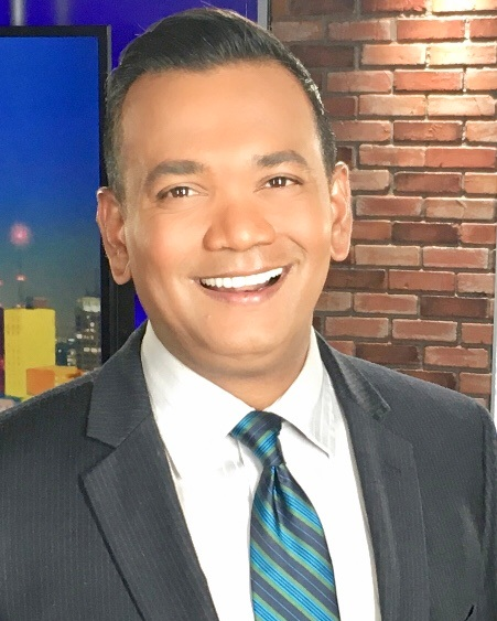 ROOP RAJ - Anchor and reporter for Fox Broadcast Company's Detroit affiliate, WJBK FOX2.Emmy Award winning news personality for his coverage of Hurricane Katrina.Passionate Detroiter.