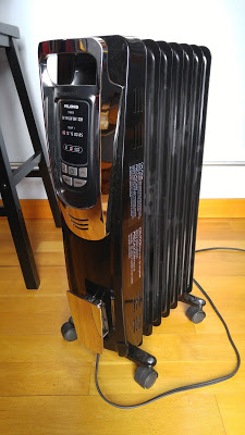 oil filled radiant heater