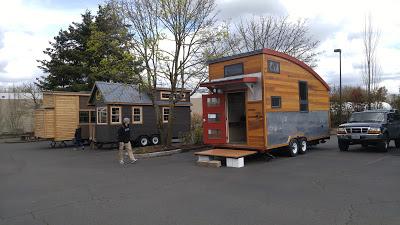 tiny houses, Laura's Blog