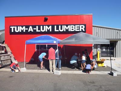 bird house workshop, tum-a-lum lumber