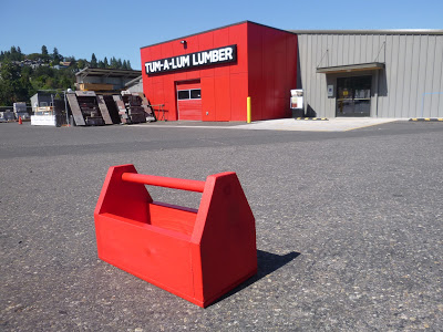 toolbox workshop, tum-a-lum lumber