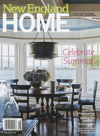 New England Home July/August 2015