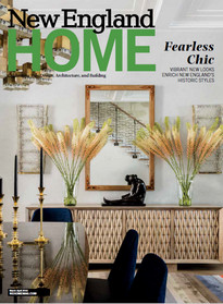 New England Home March/April 2016