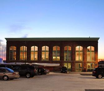 IYRS - Restoration Hall