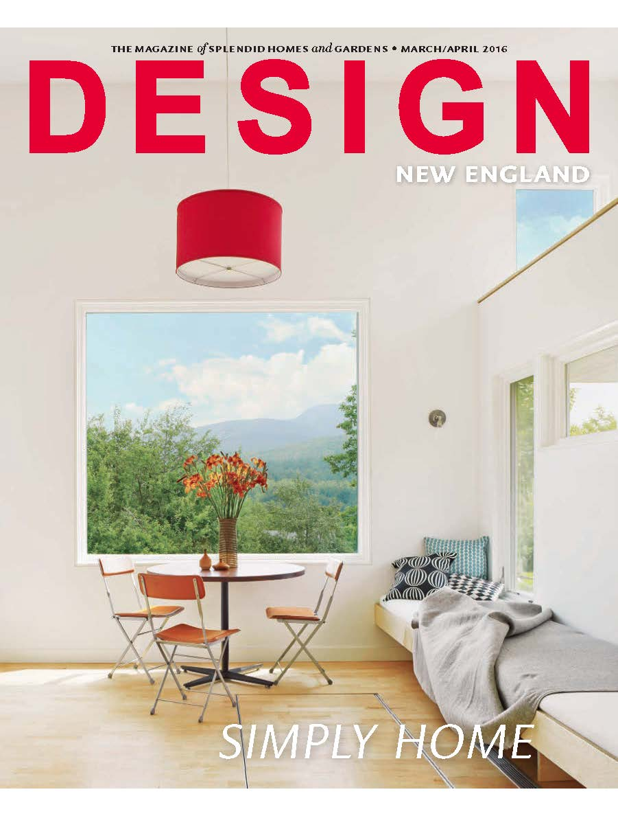 Design New England March/April 2016
