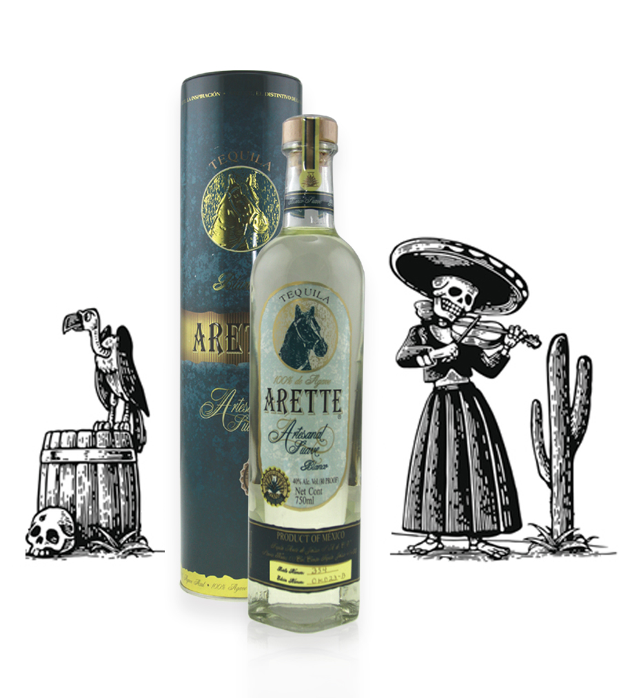 ARETTE SUAVE BLANCO 6/750ml    Regular Price $36.99    3-Case Deal $29.99    5-Case Deal $27.99