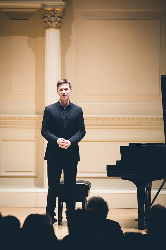 Winners Debut Concert - Vyacheslav Gryaznov