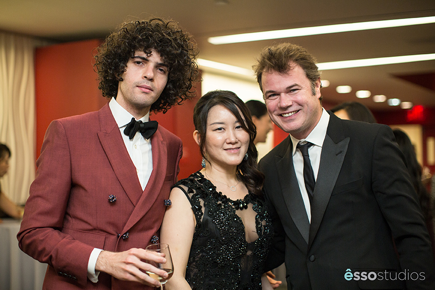 """2015 NYCA Gala """"New Horizon"""""""