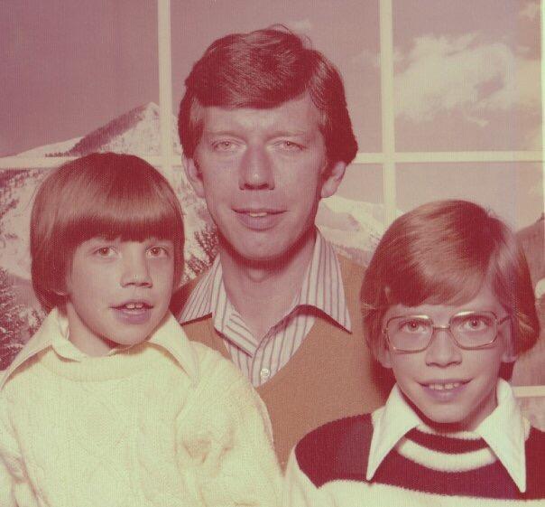 John, David, and Scott