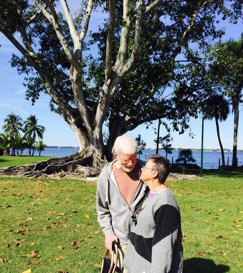 David and Becka