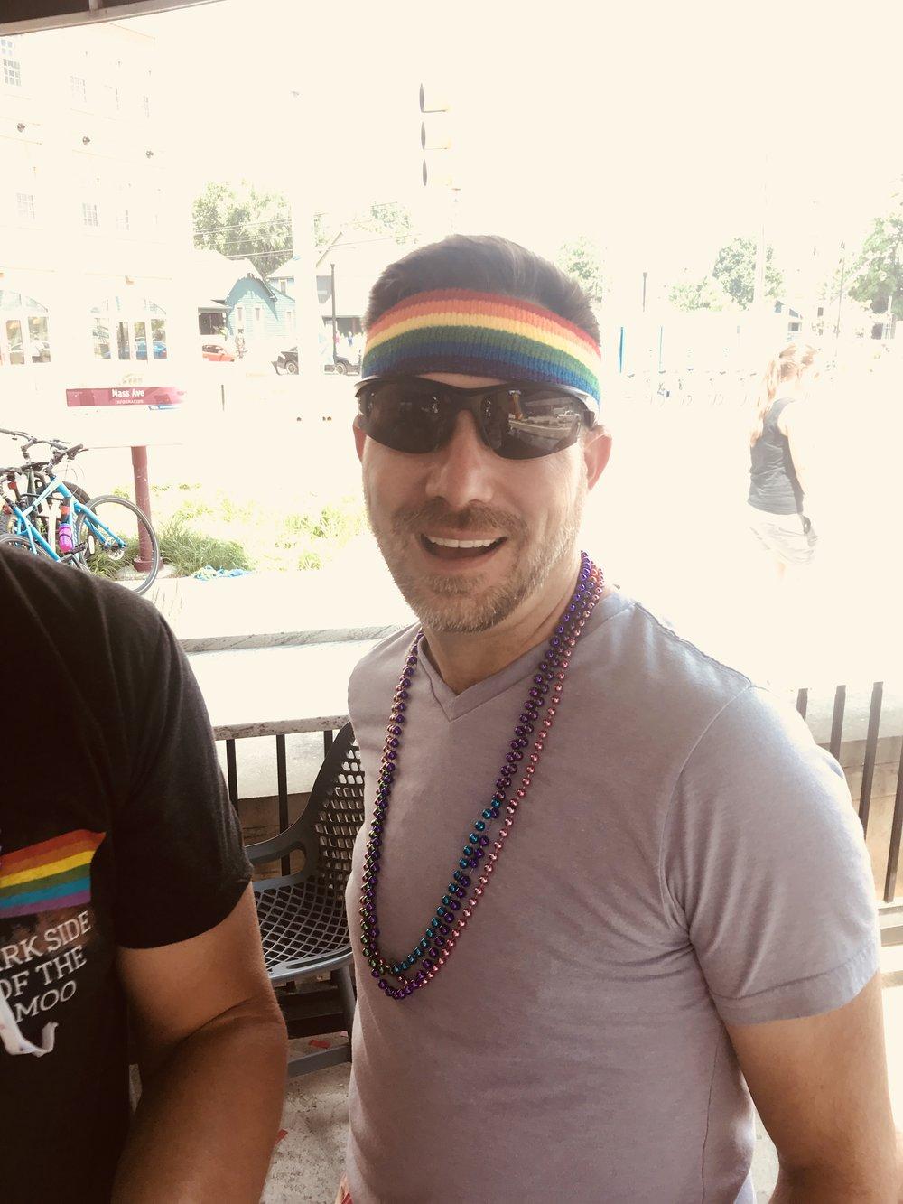 Pride Parade Shenanigans