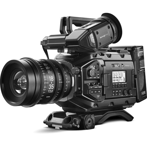 The URSA Mini Pro 4.6K