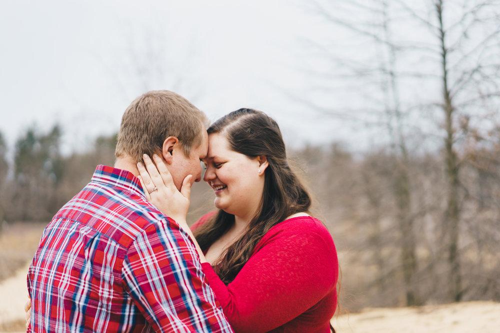 Nashville Wedding Photographer_B&K Engagement Session-1