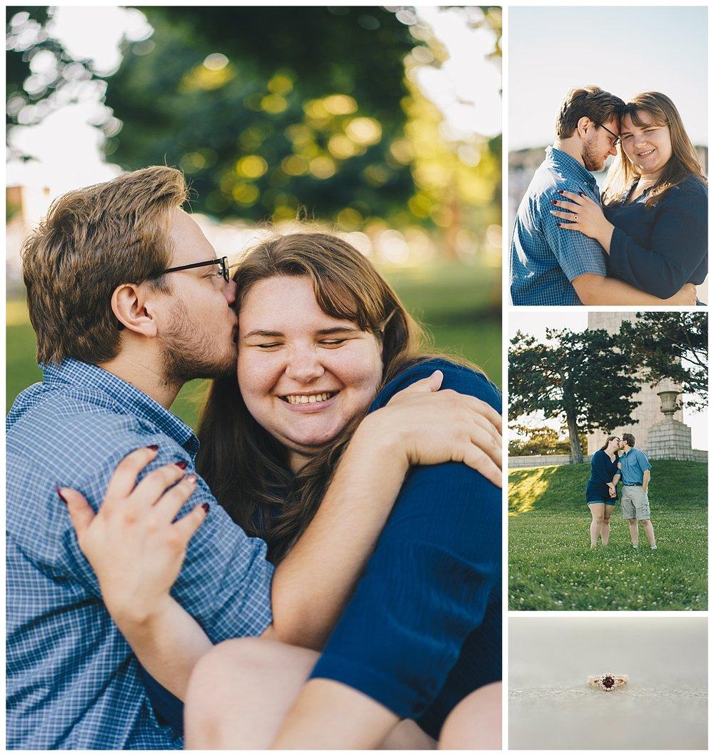 Nashville Photographer_C&K Engagement Session-3
