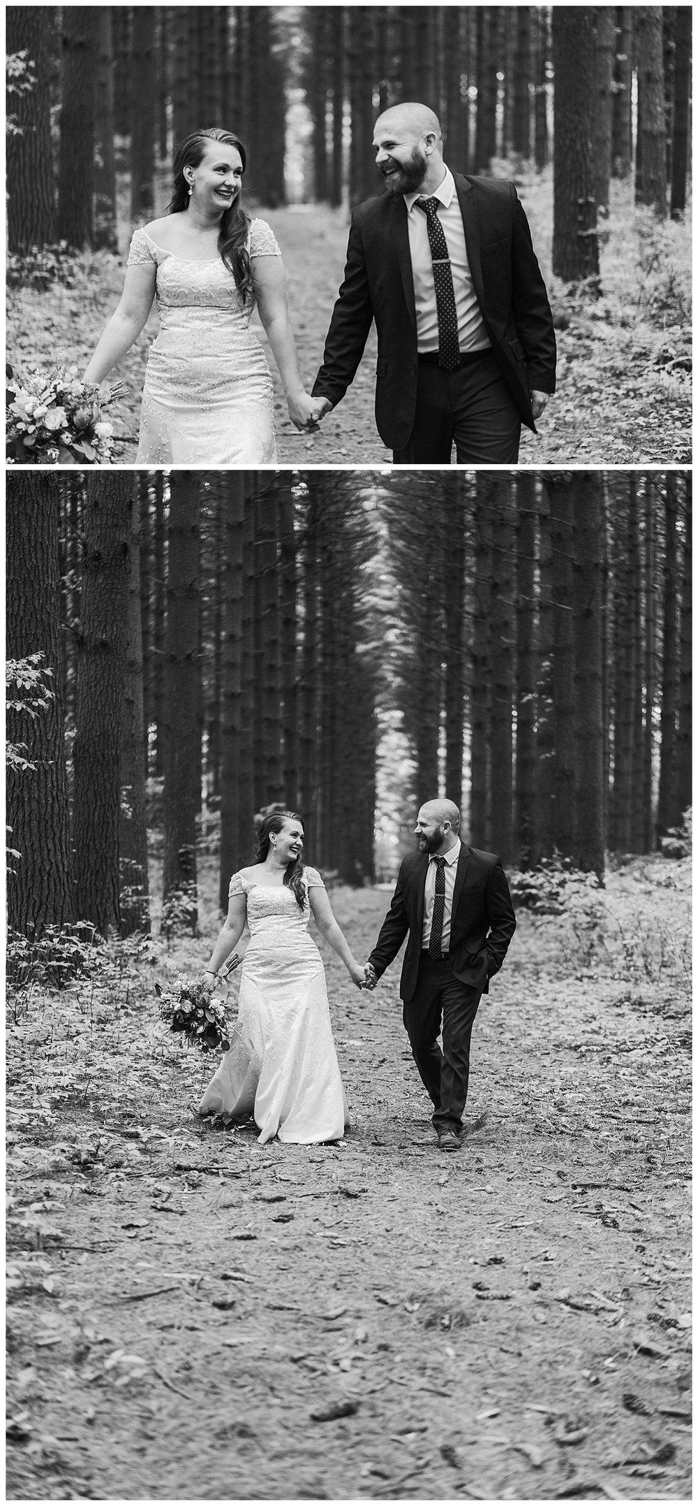 Nashville Wedding Photographer-Elegant Woods-3