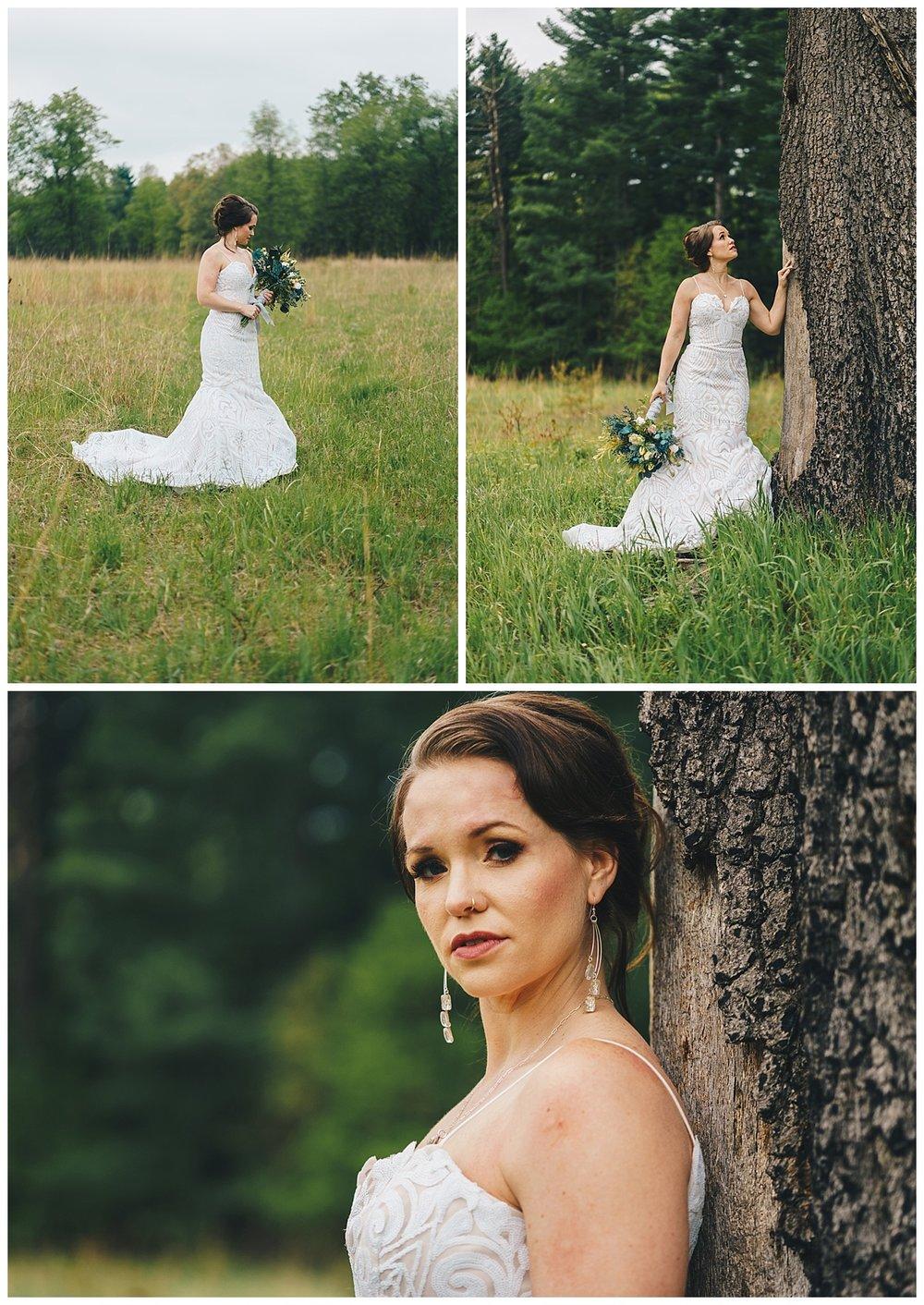 Nashville Wedding Photographer_Elegant Woods Styled Session-3