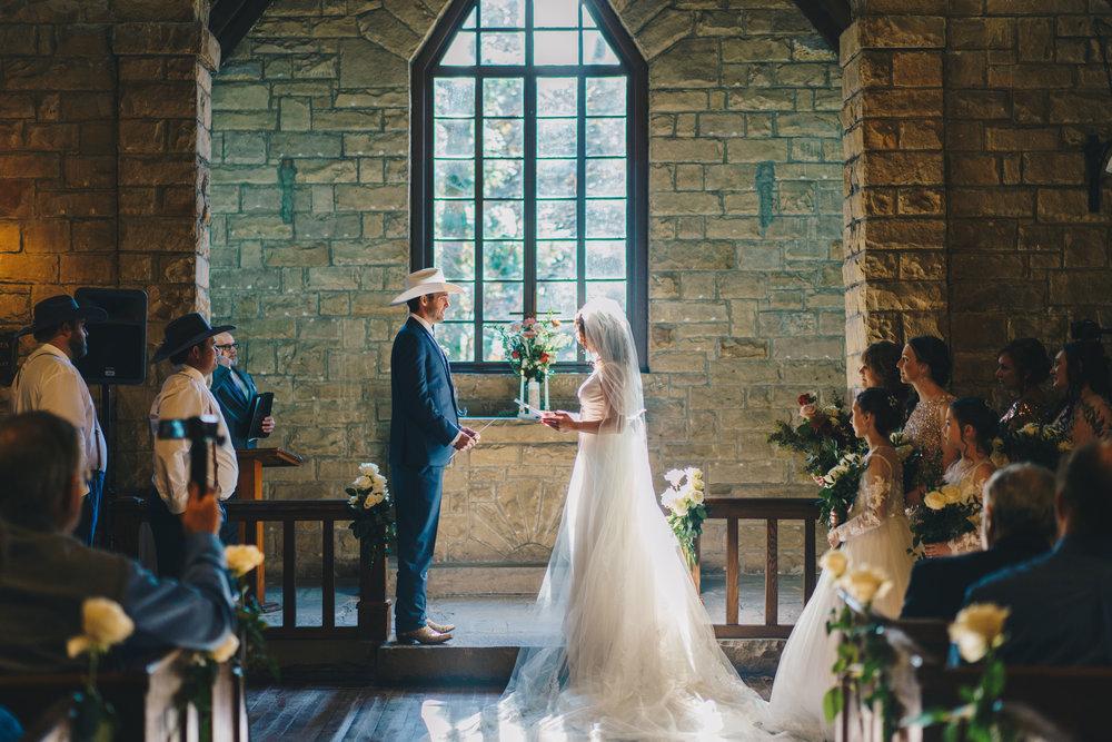 Nashville Wedding Photographer-T&T Unplugged Ceremony