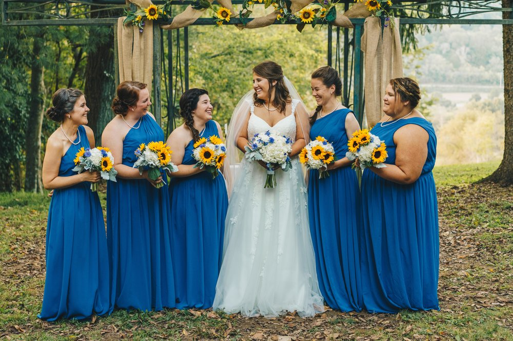 Nashville Wedding Photographer-T&T Bridesmaids Gifts
