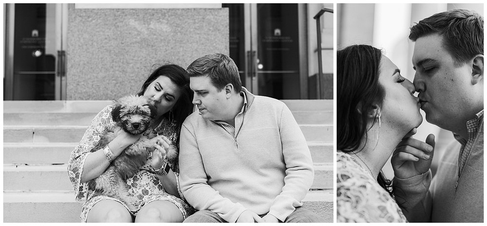Franklin, Tennessee Wedding Photographer // Engagement Session