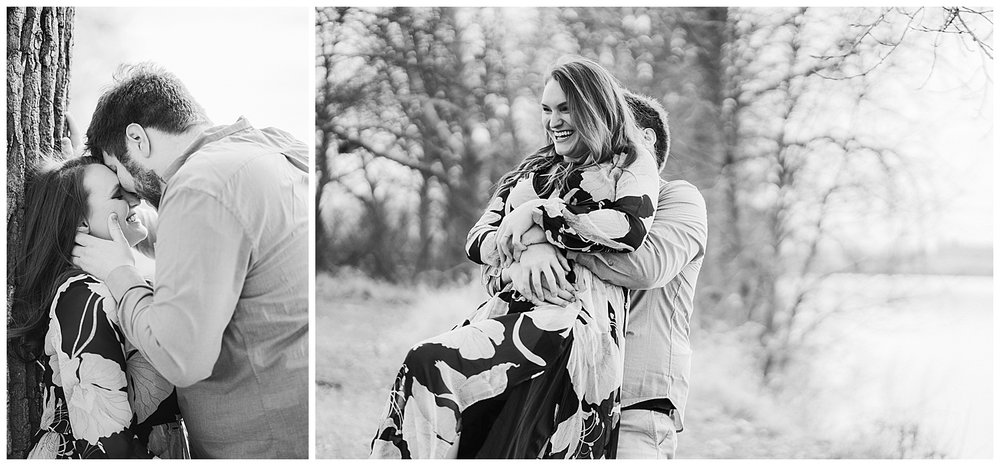 Franklin Tennessee Wedding Photographer // Nashville Wedding Photographer // Engagement Session