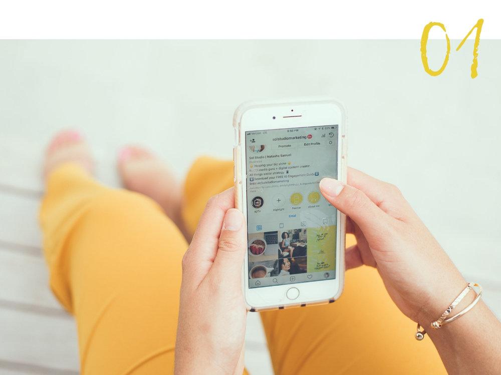 Mastering Instagram for Creatives and Entrepreneurs | Module 1