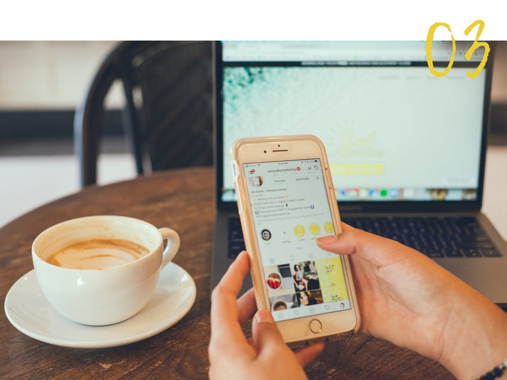 Mastering Instagram for Creatives and Entrepreneurs | Module 3