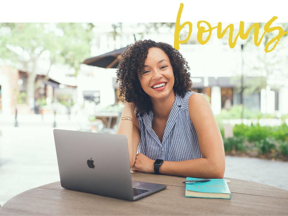 Mastering Instagram for Creatives and Entrepreneurs | Bonus Moduel