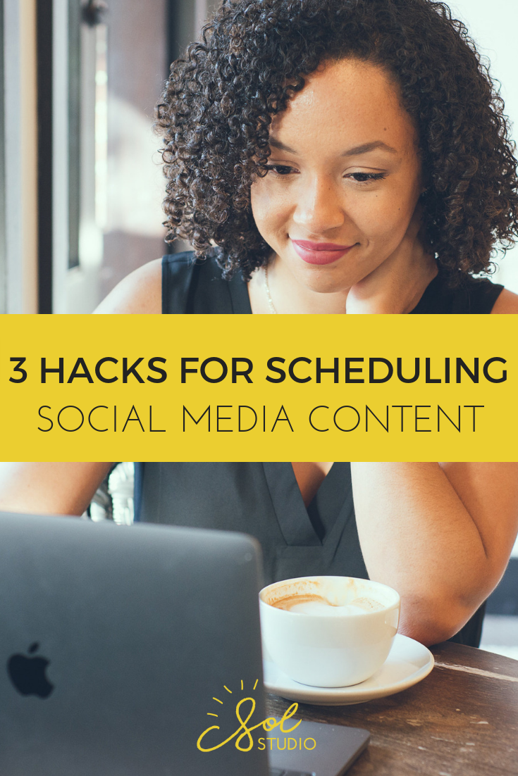 Blog Post Picture of Social Media Scheduling Hacks
