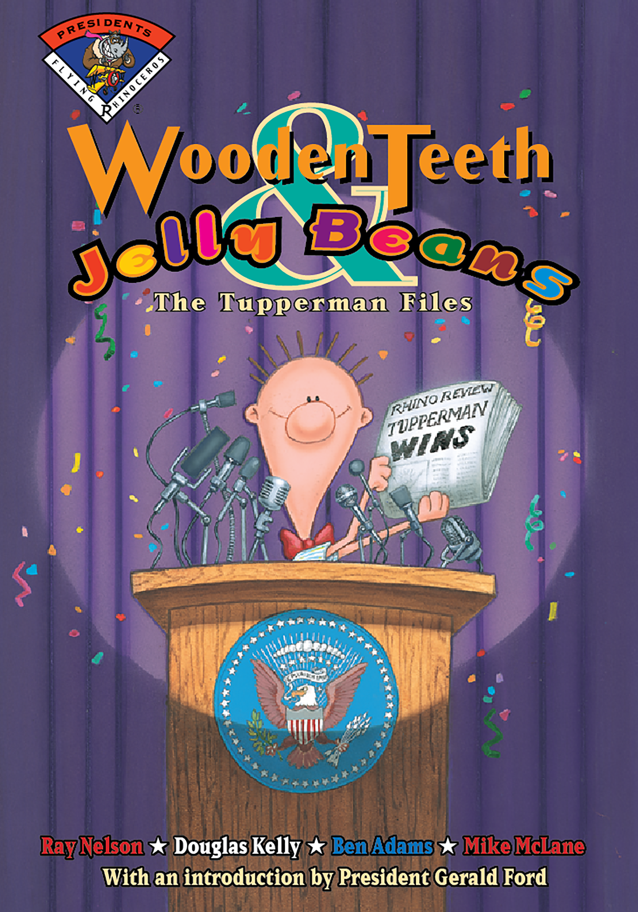 Wooden Teeth Jelly Beans