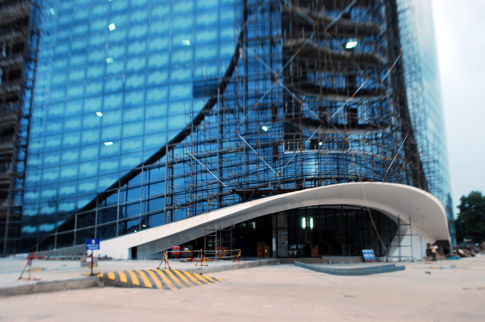 Zaha Hadid Architects - ITC Technology Park