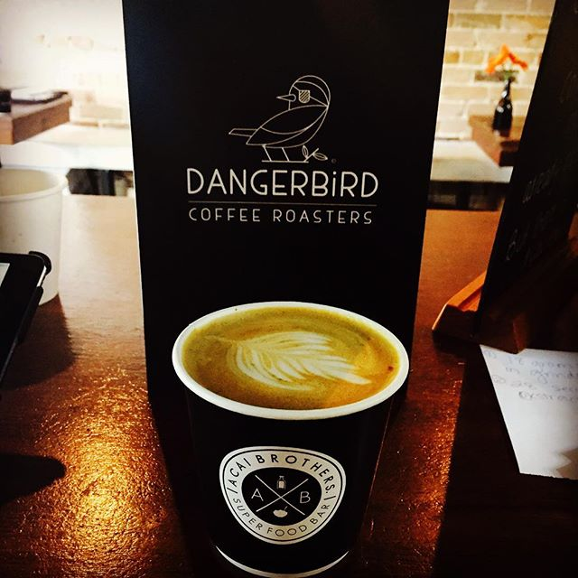 Coming real soon to @acaibrothers_langwarrin Melbourne!! . . #specialtycoffee #acaibrothers #dangerbirdcoffee #acaibrotherslangwarrin #coffee #sustainablecoffee #melbournecoffee