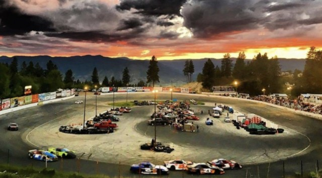 Photo: Penticton Speedway