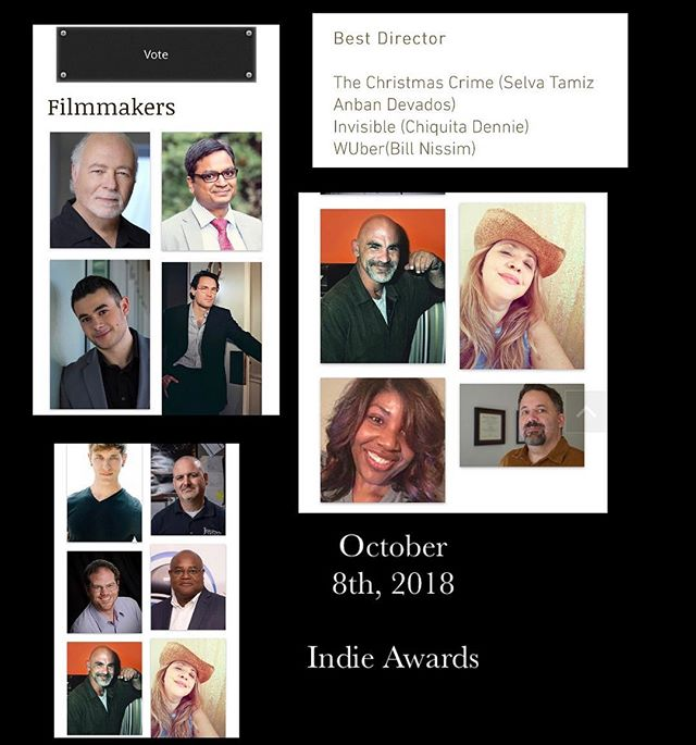 Next month our very own @kekedennie is heading to Palm Springs for Indie Awards. #femmalefilmmaker #womeninfilm #femaledirector #producer #screenwriter