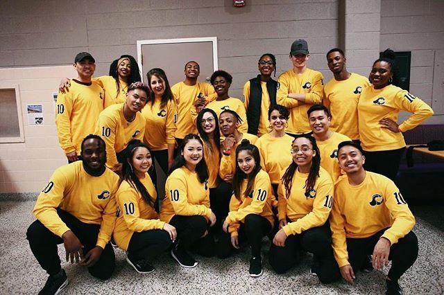 I'm never gonna get over last weekend. Thank you @crewcialva 💙🖤 #WeAreCrewcial #Happy10thAnniversary • • • 📍Harrisonburg, VA #dance #dancefam #urbandance #choreography #crewcial #vabeach #757 #thehappynow #momentsofmine #momentslikethese  #dancer #community