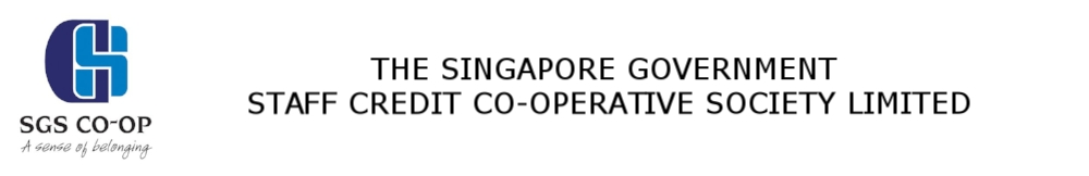 THE SINGAPORE GOVERNMENT STAFF CREDIT CO-OPERATIVE SOCIETY LIMITED