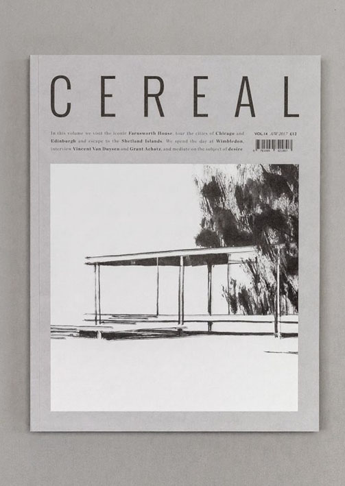Cereal Magazine n° 14 Limited Edition