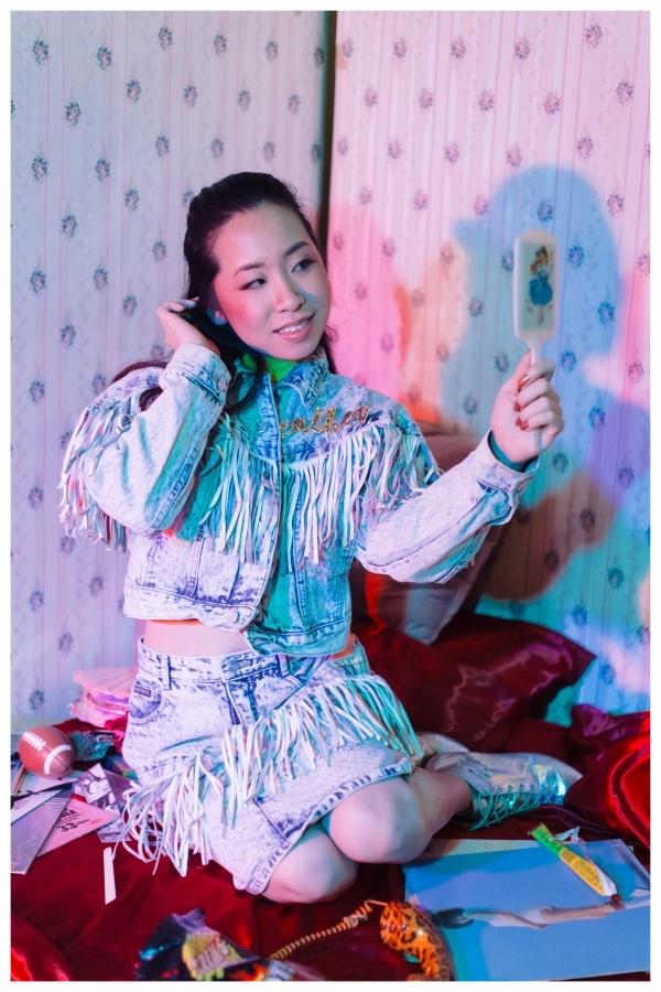 Yena Han as Heather McNamara - Sofia Lee Photography