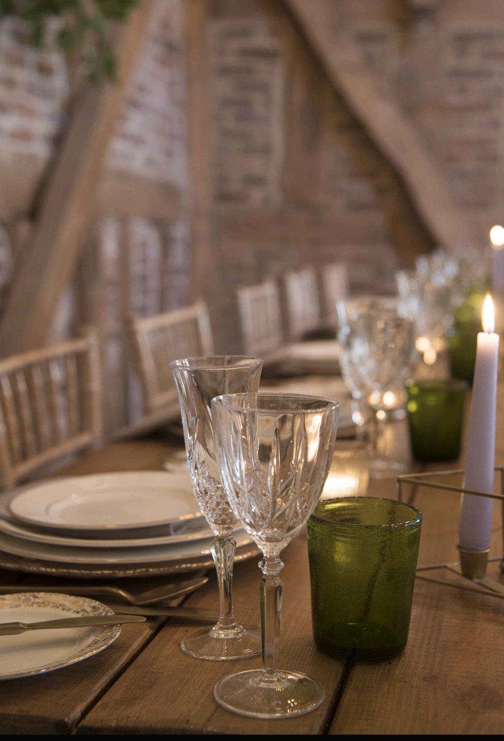 Wedding setting with crystal glasses.jpg