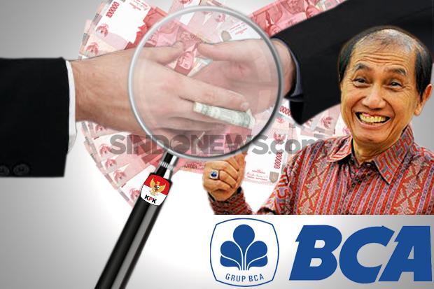 KPK: Hadi Poernomo Tersangka Kasus Pajak BCA